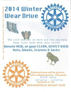 Rotary Winter wear Drive
