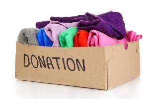 donations clothing