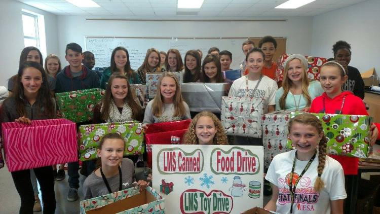 lms toy drive 2015