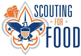 scouting for food 2015